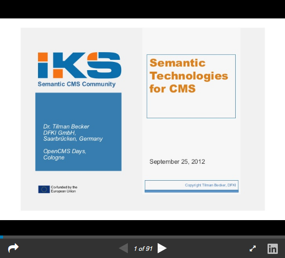 https://www.slideshare.net/AlkaconOpenCms/opencms-days-2012-keynote-semantic-technologies-for-cms